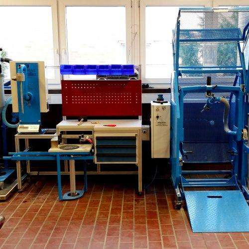 FEUMAT Werkstatt BASF